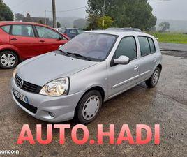 RENAULT CLIO 1.5 DCI 65 126 000 KM