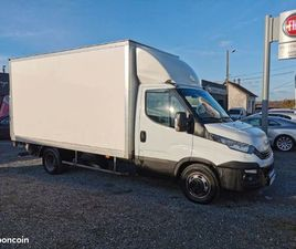 IVECO DAILY 35-160 CAISSE/HAYON 20M3