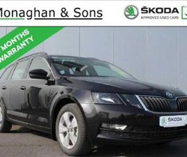 SKODA OCTAVIA 211 REG AMBITION COMBI 1.6TDI 115 FOR SALE IN MAYO FOR €26,950 ON DONEDEAL