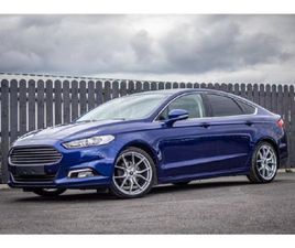 FORD MONDEO PRICE DROP TITANIUM EDITION 1.5 TDCI FOR SALE IN DONEGAL FOR €19,995 ON DONEDE