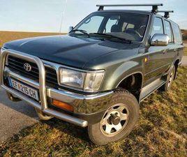 TOYOTA 4-RUNNER 2,4 4WD TD PICKERL - GEBRAUCHTWAGEN.AT