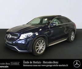 MERCEDES-BENZ GLE COUPE 63 AMG 557CH 4MATIC 7G-TRO