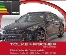 KIA STINGER 3.3. TGDI V6 AWD GT GLASDACH SPORTABGASANLAGE LED