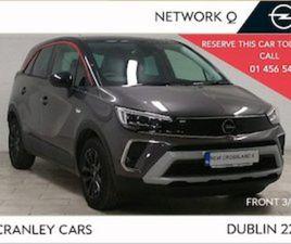 OPEL CROSSLAND X SRI 1.2 NEW MODEL 2.9 FINANCE FOR SALE IN DUBLIN FOR €25450 ON DONEDEAL