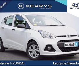 HYUNDAI I10 CLASSIC MODEL - WONDERFUL WHITE - FIN FOR SALE IN CORK FOR €11,495 ON DONEDEAL