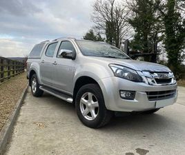 ISUZU D-MAX 2.5TD UTAH DOUBLE CAB FOR SALE IN ARMAGH FOR £14,900 ON DONEDEAL