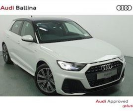 AUDI A1 SPORTBACK 30 TFSI 110HP S L FOR SALE IN MAYO FOR €31250 ON DONEDEAL