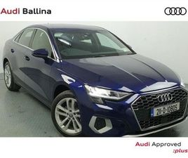 AUDI A3 SAL 30 TDI 116HP SE 4DR FOR SALE IN MAYO FOR €36,450 ON DONEDEAL