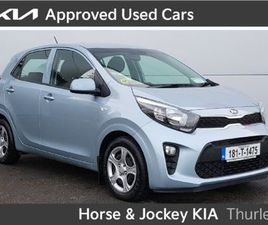 KIA PICANTO 1.0 TX 5DR FOR SALE IN TIPPERARY FOR €11,950 ON DONEDEAL