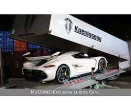 KOENIGSEGG JESKO 1 SLOT OF 125 WELTWEIT 480 KMH ORDER CAR