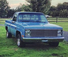 FOR SALE: 1987 CHEVROLET C10 IN DOYLESTOWN, PENNSYLVANIA