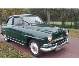 SIMCA ARONDE 1300CC 1957 GERESTAUREERD.