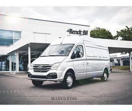 MAXUS EV80 H3 11,5M3 2019, TRANSPORTBIL - BILWEB.SE