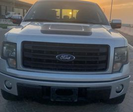 USED FORD F-150 2014