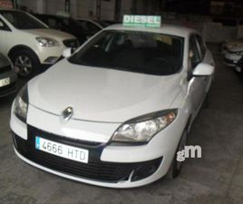 RENAULT MEGANE AUTHENTIQUE DCI 90 ECO2