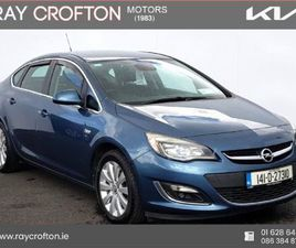 OPEL ASTRA SE 1.7CDTI 110PS FOR SALE IN KILDARE FOR €8,950 ON DONEDEAL