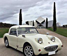 AUSTIN HEALEY SPRITE MK-I - 1960