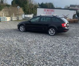 2017 SKODA OCTAVIA FOR SALE IN GALWAY FOR €14,750 ON DONEDEAL