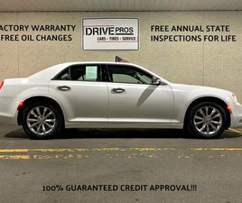WHITE COLOR 2019 CHRYSLER 300 LIMITED EDITION FOR SALE IN CHARLES TOWN, WV 25414. VIN IS 2