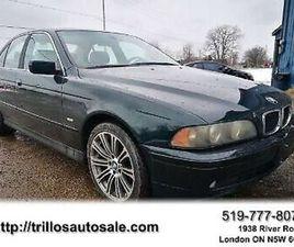 2001 BMW 5 SERIES 525IA | CARS & TRUCKS | LONDON | KIJIJI