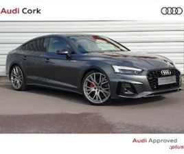 AUDI A5 A5 SPORTBACK 2.0 40TDI 204BHP S-LINE WITH FOR SALE IN CORK FOR €59995 ON DONEDEAL