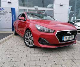 HYUNDAI I30 FASTBACK 5DR HIGH SPEC JUST ARRIVED FOR SALE IN CLARE FOR €18,750 ON DONEDEAL