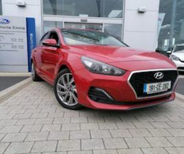HYUNDAI I30 FASTBACK 5DR HIGH SPEC JUST ARRIVED FOR SALE IN CLARE FOR €18750 ON DONEDEAL