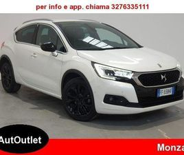 DS 4 CROSSBACK BLUEHDI 120 S&S EAT6 SPORT CHIC - USATA