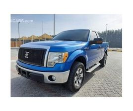 FORD F 150 FORD F150 2012 G CC ACCIDENT FREE FOR SALE: AED 37,000