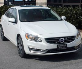 2018 VOLVO S60 T5 INSCRIPTION PREMIER