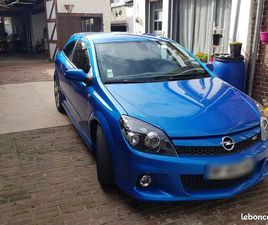 OPEL ASTRA H OPC STAGE 2