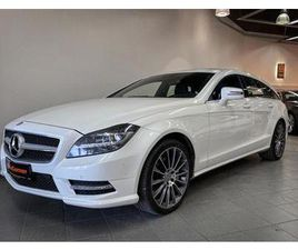 MERCEDES-BENZ CLS 350 CDI BE 4MATIC SHOOTING BRAKE *AMG SPORTS PACKAGE* 2 X RENKAAT*HYVÄT