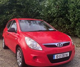 HYUNDAI I20 1.2 **NCT 01/22** FOR SALE IN DUBLIN FOR €3,775 ON DONEDEAL