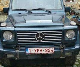 ② MERCEDES BENZ G KLASS 400CDI 2001 - SUV 4X4 UTILITAIRE - MERCEDES-BENZ