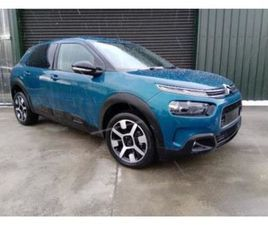 CITROEN C4 CACTUS FEEL PURETECH FOR SALE IN CORK FOR €24,950 ON DONEDEAL