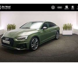 AUDI A5 SPORTBACK 35 TFSI S-TRONIC S EDITION COMPETITION