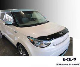 USED 2019 KIA SOUL EV EV LUXURY ELECTRIC | LEATHER SEATS | REAR VISION CAMERA | FRONT FOG