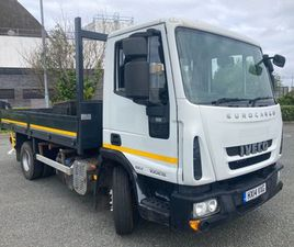 IVECO EUROCARGO 10 TONNE TIPPER 2014 FOR SALE IN DOWN FOR £1 ON DONEDEAL