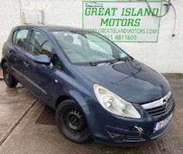 OPEL CORSA PARTS ONLY BREAKING FOR PARTS.LIFE 1.0 FOR SALE IN CORK FOR € ON DONEDEAL
