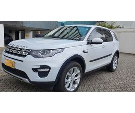 LAND ROVER DISCOVERY SPORT 2.0 TD4 HSE 5P (BR) - R$ 329.900