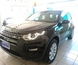 LAND ROVER DISCOVERY SPORT 2.0 TD4 SE 5P - R$ 159.900