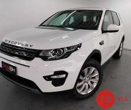 LAND ROVER DISCOVERY SPORT DISCOVERY SPORT SE 2.0 4X4 DIESEL AUT - R$ 198.000