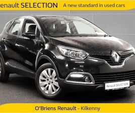 RENAULT CAPTUR LIFE 1.5 DCI 90 BHP 5DR - 62 P/WK FOR SALE IN KILKENNY FOR €12,900 ON DONED