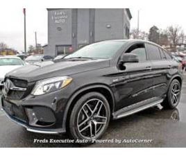 GLE 43 AMG 4MATIC COUPE