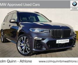 BMW X7 M50D FOR SALE IN WESTMEATH FOR €135995 ON DONEDEAL