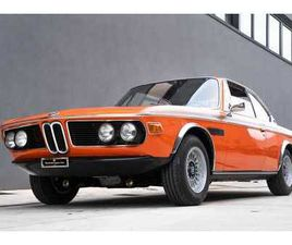 BMW CSL 3.0 DE 1971 À VENDRE