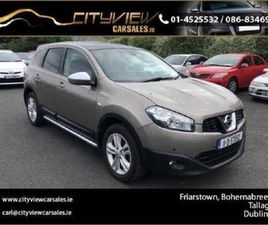 NISSAN QASHQAI +2 2.0 DCI ACENTA 5DR 147BHP//PANO FOR SALE IN DUBLIN FOR €6,950 ON DONEDEA