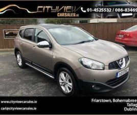 NISSAN QASHQAI +2 2.0 DCI ACENTA 5DR 147BHP//PANO FOR SALE IN DUBLIN FOR €7950 ON DONEDEAL
