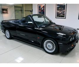 BMW M3 CONVERTIBLE, LOW MILEAGE BEAUTIFUL CONDITION THROUGHOUT (LHD) (E30)