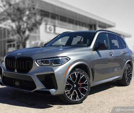 USED 2021 BMW X5 M COMPETITION ULTIMATE PACKAGE